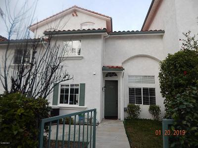 Thousand Oaks Condo/Townhouse For Sale: 354 Westlake Vista Lane