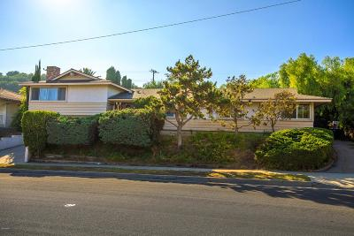 Camarillo Single Family Home For Sale: 407 Calle Higuera