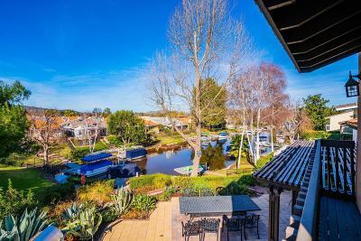 Westlake Village Single Family Home Active Under Contract: 3811 Mainsail Circle