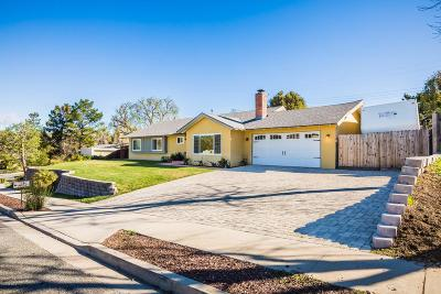 Thousand Oaks Single Family Home Active Under Contract: 3344 Radcliffe Road