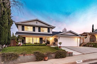 Agoura Hills Single Family Home For Sale: 29404 Quail Run Drive