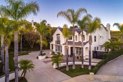 Simi Valley Single Family Home Active Under Contract: 608 Coppertree Court