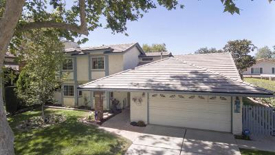 Westlake Village Single Family Home Active Under Contract: 2961 East Sierra Drive