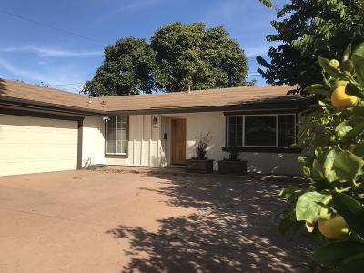 Ventura Single Family Home Active Under Contract: 368 Citadel Avenue