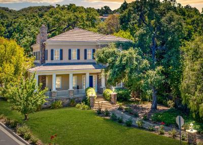 Westlake Village Single Family Home For Sale: 100 Upper Lake Road