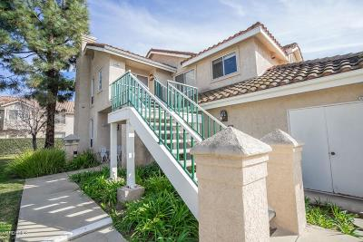 Simi Valley Condo/Townhouse For Sale: 426 Kennerick Lane #C
