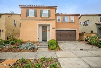 Moorpark Single Family Home Active Under Contract: 13977 Burdock Drive
