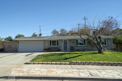 Thousand Oaks Single Family Home Active Under Contract: 1230 Burtonwood Avenue