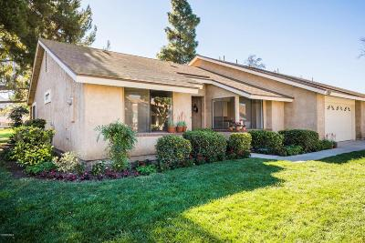 Camarillo Single Family Home Active Under Contract: 17212 Village 17