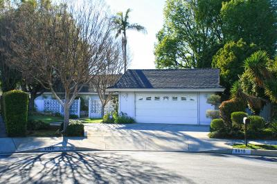 Northridge Single Family Home For Sale: 9915 Bothwell Road
