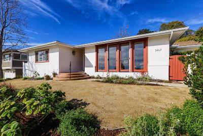 Ventura Single Family Home Active Under Contract: 3467 Lynn Court
