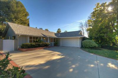 West Hills Single Family Home Sold: 7156 Kilty Avenue