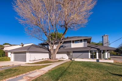 Simi Valley Single Family Home For Sale: 3402 Lathrop Avenue