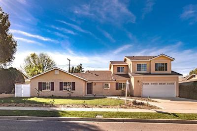 Thousand Oaks Single Family Home Active Under Contract: 738 Camino La Maida