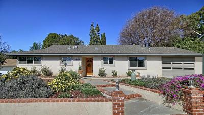 Thousand Oaks Single Family Home Active Under Contract: 2963 Calle Estepa