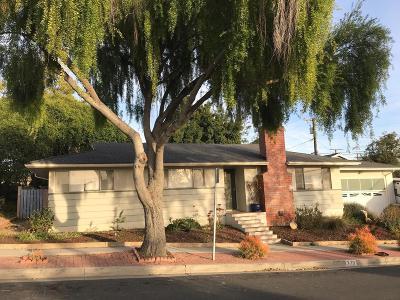 Ventura Single Family Home For Sale: 220 Seton Hall Avenue