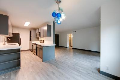 Condo/Townhouse Active Under Contract: 5400 Newcastle Avenue #8