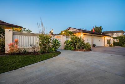 Camarillo Single Family Home For Sale: 916 Calle Los Aceitunos