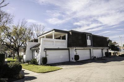 Westlake Village Condo/Townhouse Active Under Contract: 3747 Summershore Lane