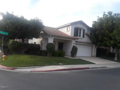 Camarillo Single Family Home For Sale: 609 Vista Del Sol
