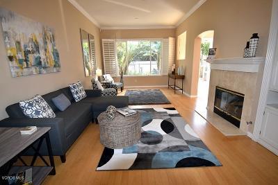 Camarillo Single Family Home Active Under Contract: 979 Corte Augusta