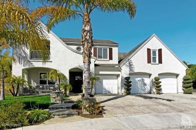 Simi Valley Single Family Home Active Under Contract: 3287 Indian Creek Place