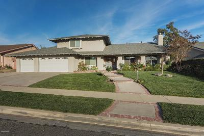 Simi Valley Single Family Home Active Under Contract: 3112 Peoria Avenue