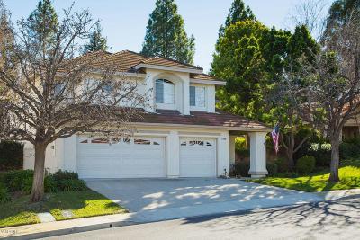 Moorpark Single Family Home For Sale: 12500 Cherry Grove Street