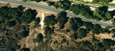 Agoura Hills Residential Lots & Land For Sale: Agoura Rd