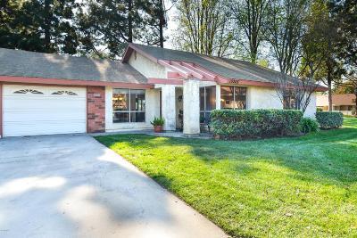 Camarillo Single Family Home For Sale: 13203 Village 13