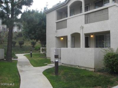 Simi Valley Condo/Townhouse Active Under Contract: 1055 Waltham Road #F