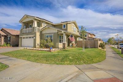 Camarillo Single Family Home For Sale: 568 Park Cottage Place