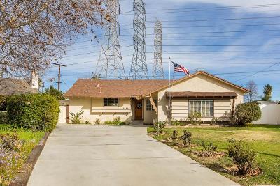 Northridge Single Family Home For Sale: 9424 Crebs Avenue