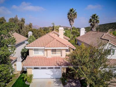 Simi Valley Single Family Home Active Under Contract: 613 Warrendale Avenue