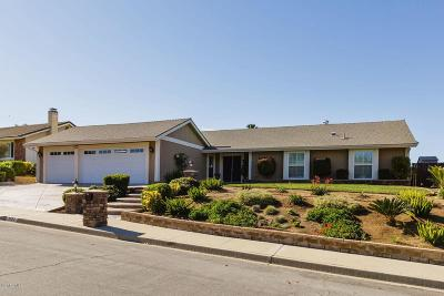 Thousand Oaks Single Family Home Active Under Contract: 3223 Cherrywood Drive