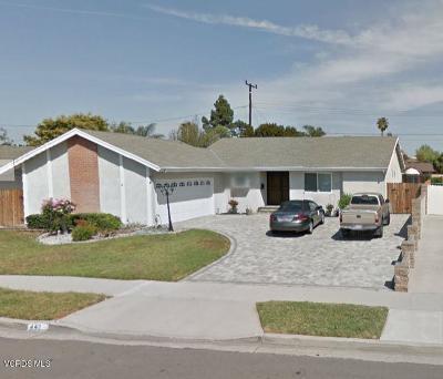 Camarillo Single Family Home For Sale: 442 Murray Avenue
