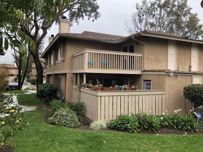 Simi Valley Condo/Townhouse For Sale: 4502 Lubbock Drive #C