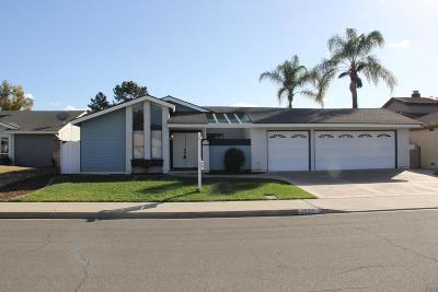 Camarillo Single Family Home For Sale: 1020 Bollin Avenue