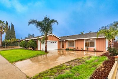 Simi Valley Single Family Home Active Under Contract: 2254 Cochran Street