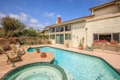 Westlake Village Single Family Home Active Under Contract: 3326 Sierra Drive