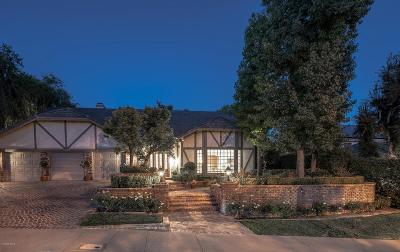 Agoura Hills Single Family Home For Sale: 29215 Laro Drive