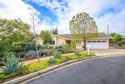 Thousand Oaks Single Family Home For Sale: 730 Tudor Circle