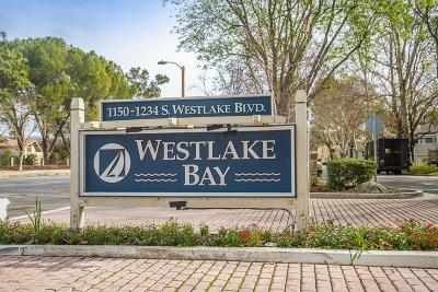 Westlake Village Condo/Townhouse For Sale: 1170 South Westlake Boulevard #B