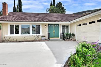 Agoura Hills Single Family Home For Sale: 6270 Pisces Street