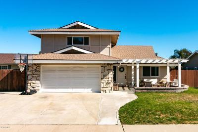 Newbury Park Single Family Home For Sale: 58 Bluefield Avenue