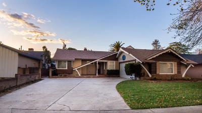 North Hills Single Family Home For Sale: 8839 Gaviota Avenue