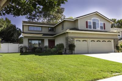 Camarillo Single Family Home Active Under Contract: 1678 Paseo Barona