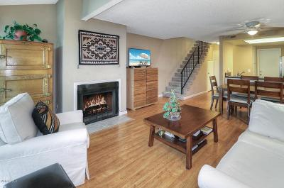 Agoura Hills Condo/Townhouse For Sale: 5249 Colodny Drive #6