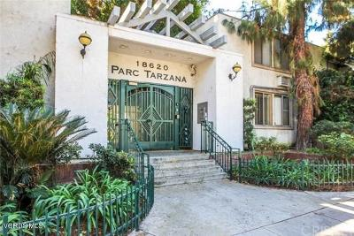 Tarzana Condo/Townhouse For Sale: 18620 Hatteras Street #144