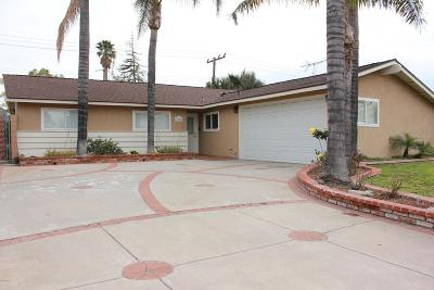Simi Valley Single Family Home For Sale: 2116 Guerne Avenue